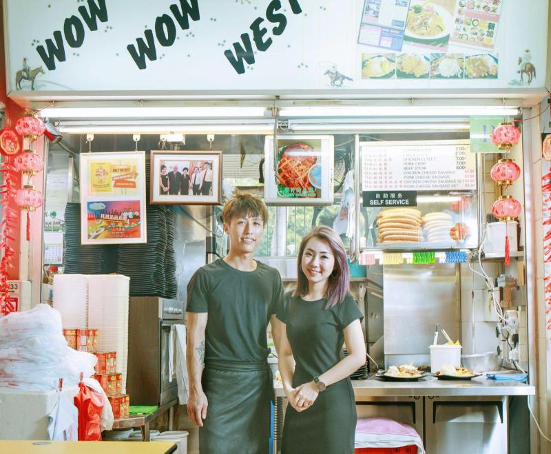 两界小贩abc_新加坡的帅哥都去当小贩了?泡泡茶界的「宋仲基」,最帅的菜 ...